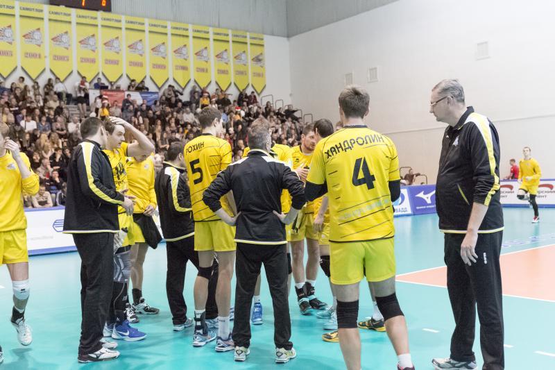 Новостий волейбол Факел Югра Самотлор