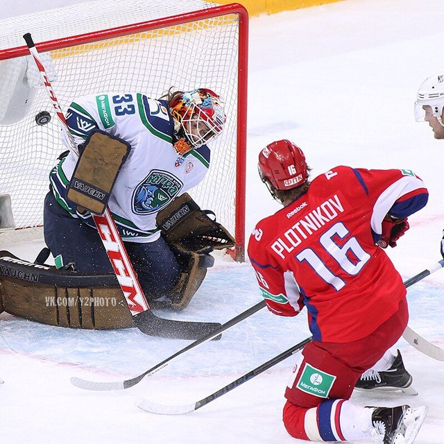 Локомотив Ярославль- Югра Ханты-Мансийск