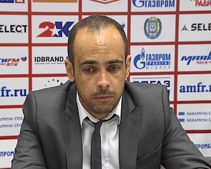 Тренер Газпром Югры Кака