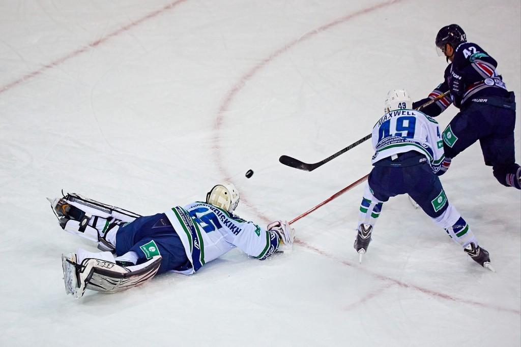 Метуллург Югра хоккей