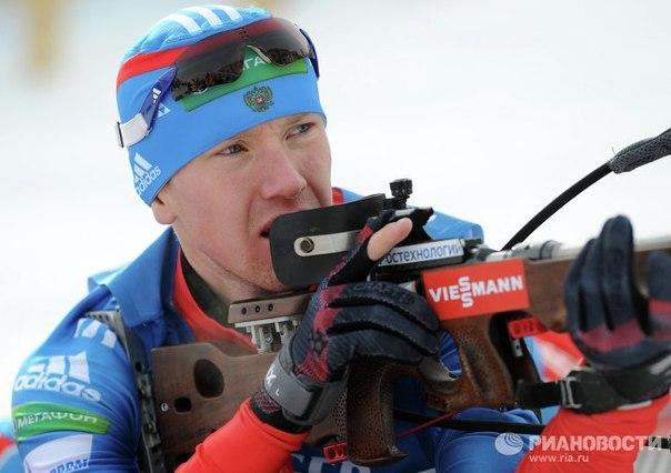Алексею Волкову взять золото в Эстонии