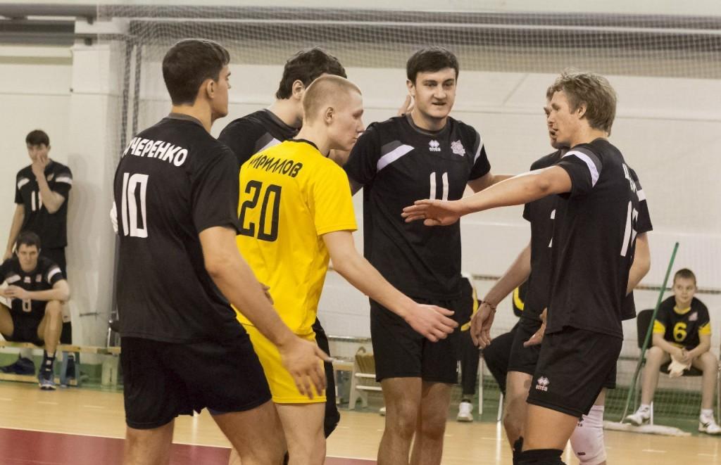 Волейбольный клуб Нижневартовский «Университет»