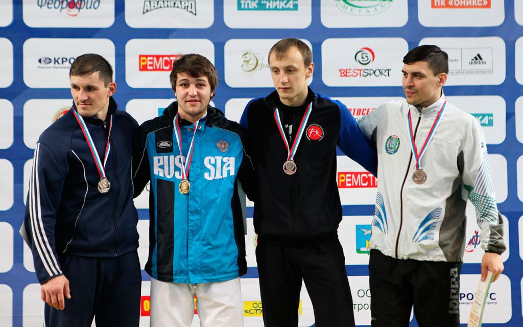 каратэ Чеховский турнир