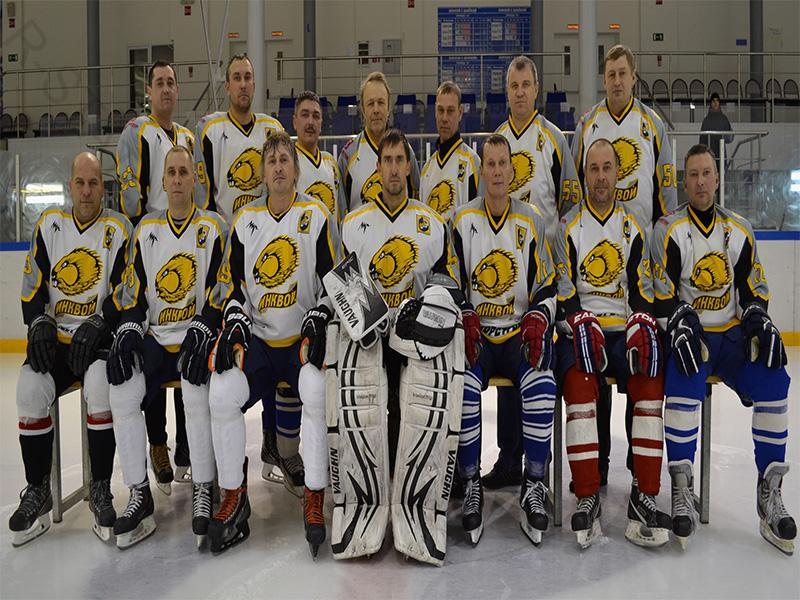 Инквой НХЛ Советский