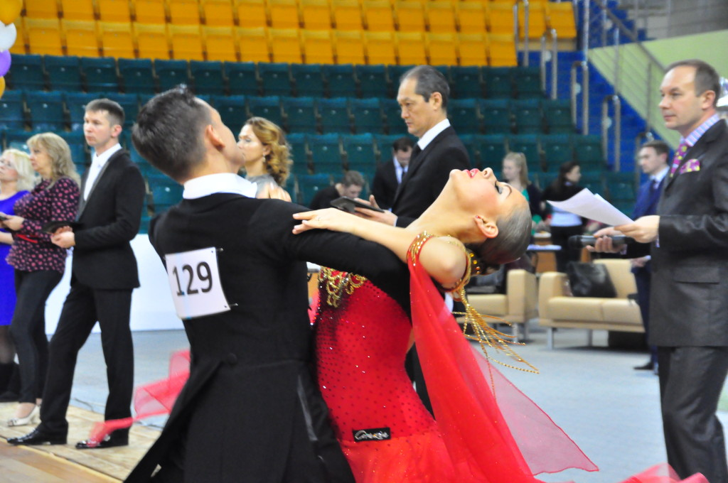 Танцевальный спорт ханты-мансийск сургут