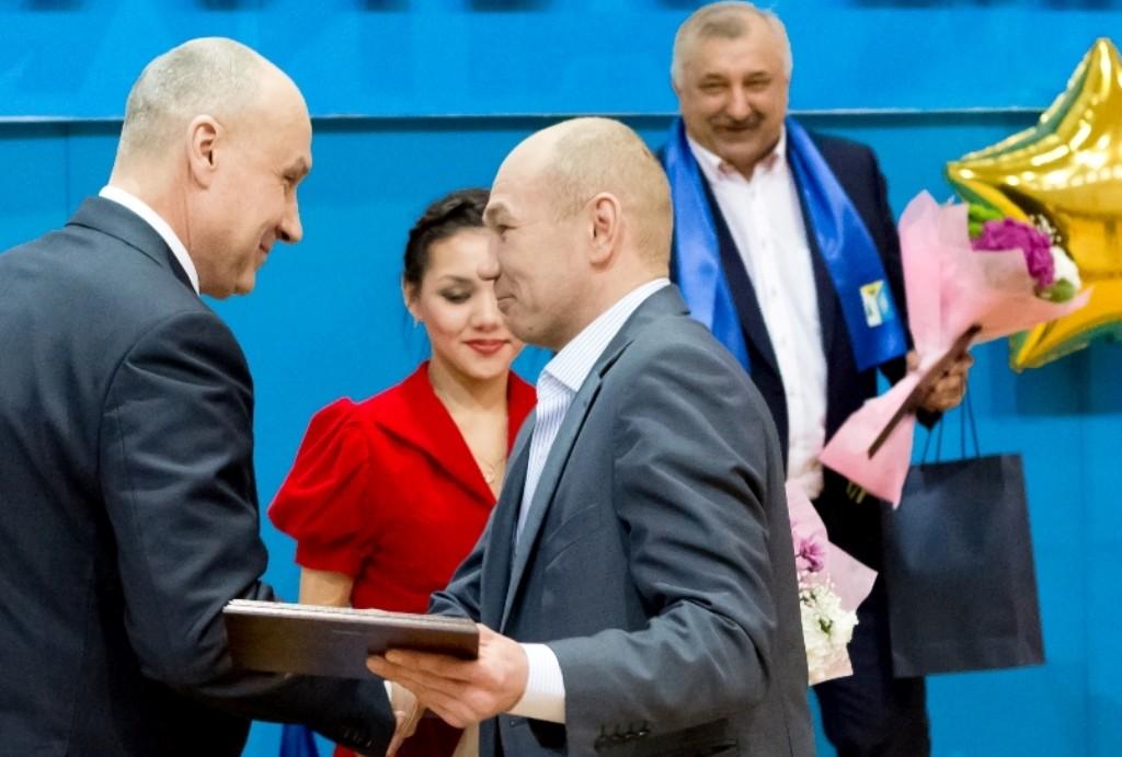 Березин Алексей Георманович СДЮСШОР по волейболу «Самотлор»