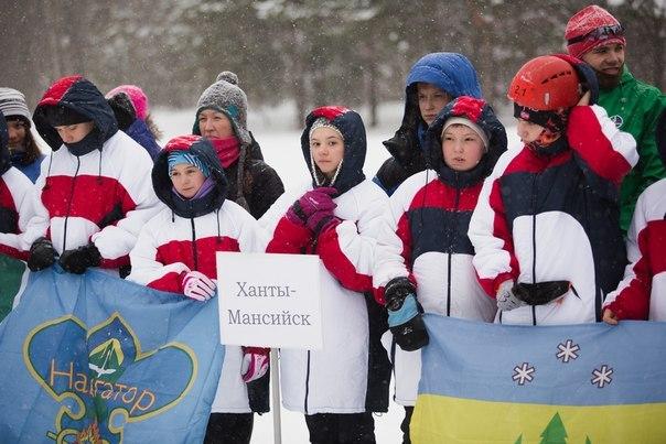 спортивный туризм на лыжных дистанциях