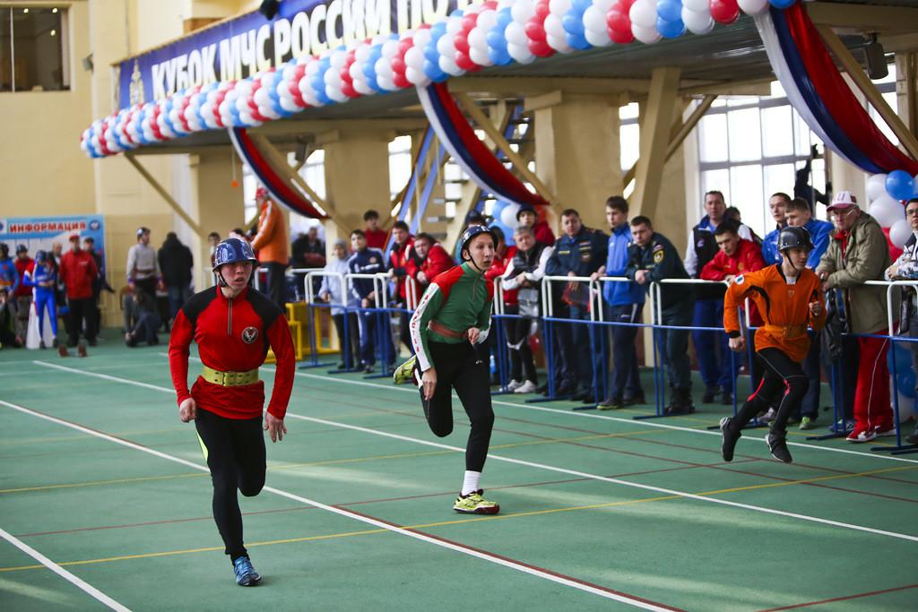 пожарно-прикладной спорт ХМАО Югра