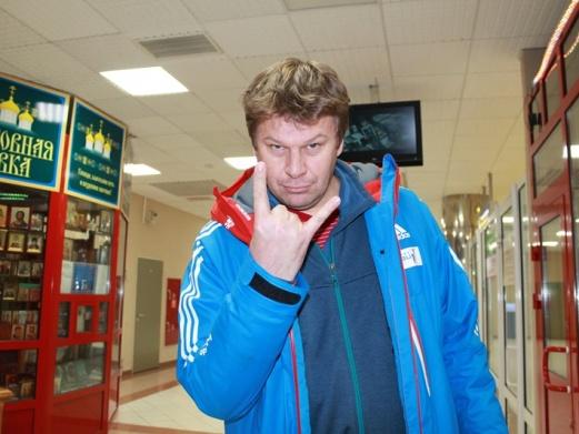 Дмитрий Губерниев в Ханты-Мансийске