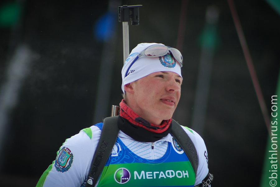 Биатлон Корнев Алексей Александрович