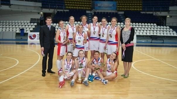 Женский баскетбольный клуб Университет-Югра