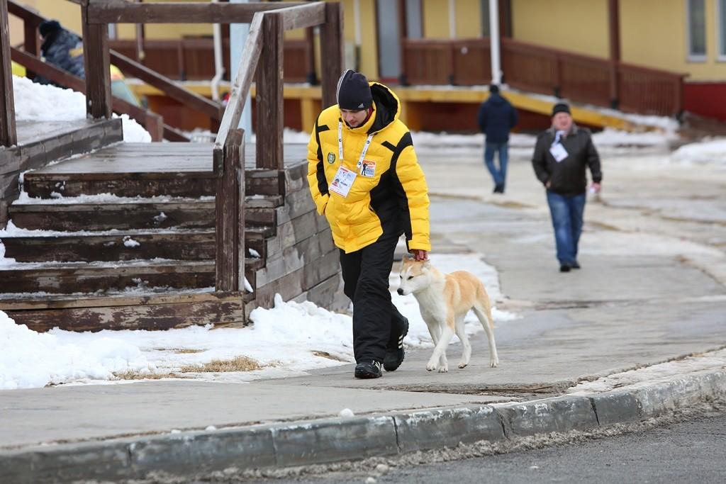 Биатлонный центр в Ханты-Мансийске
