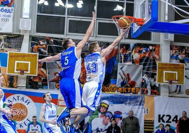Баскетбольный клуб Югра в Барнауле