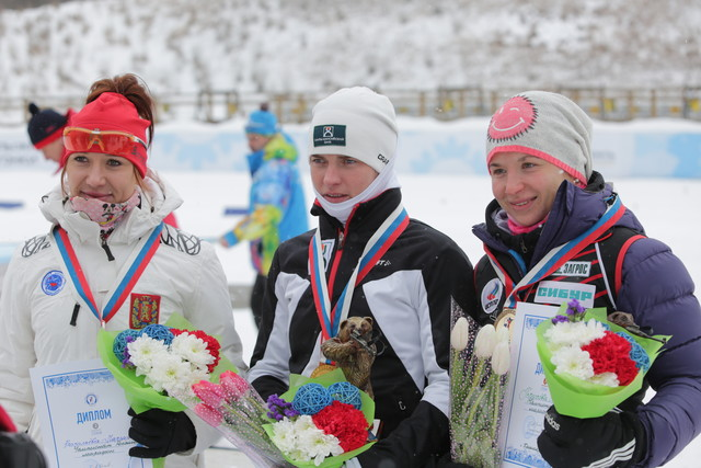 Слепцова марафон в Красноярске