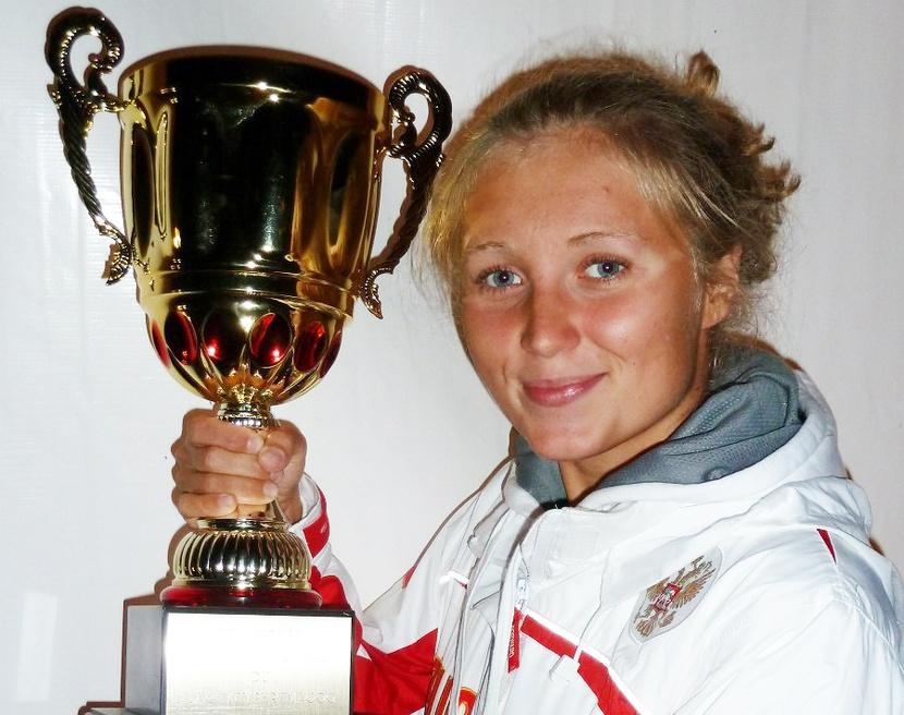Ольга Козыдуб пловчиха на открытой воде