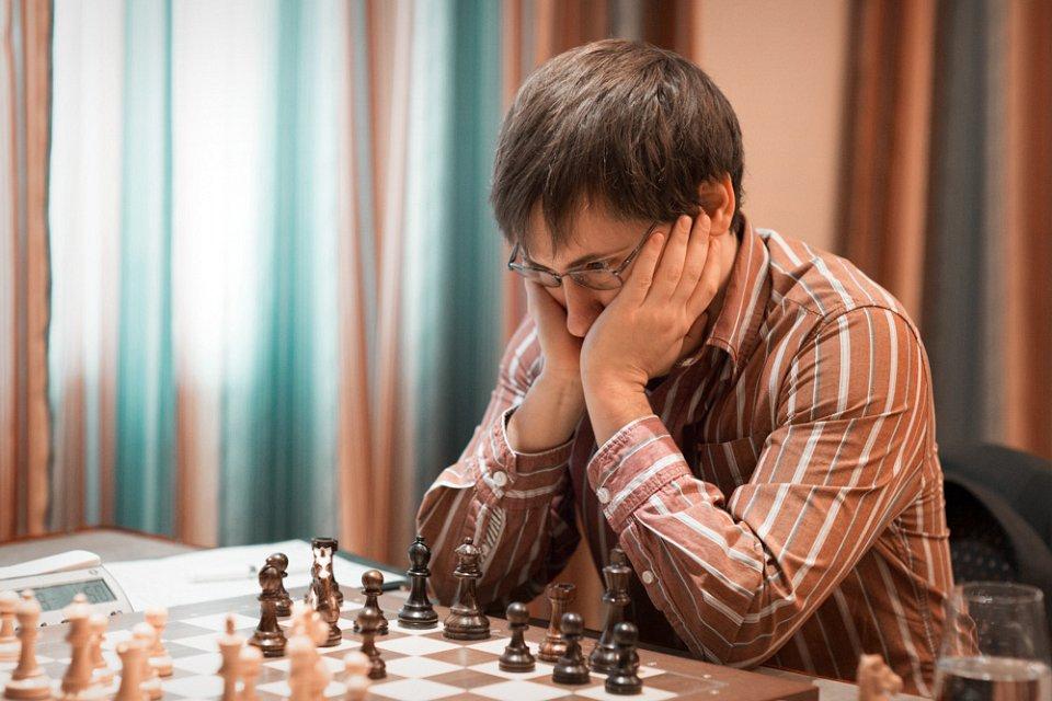 Шахматы Нижневартовск Дмитрий Яковенко