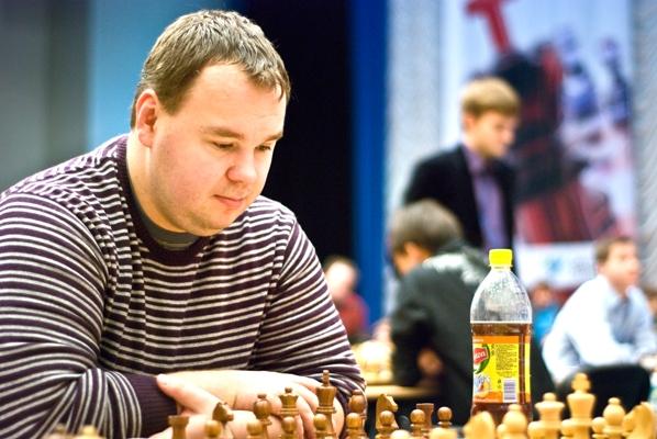 гроссмейстер Алексей Придорожный Сургут ХМАО