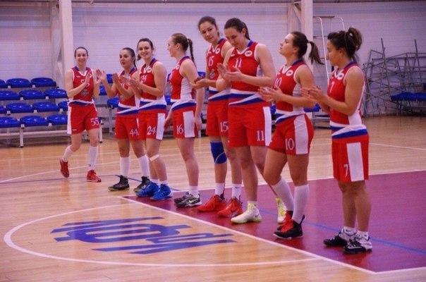Женская баскетбольная команда СурГУ