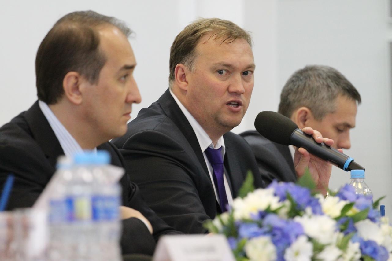 Евгений Редькин Департамент ХМАО-Югры