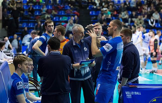 волейбол в Сургуте