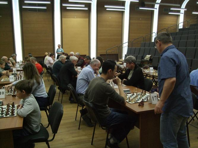турнир ХМАО по быстрым шахматам