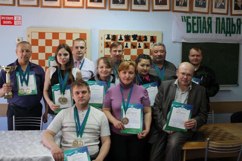 Победители и призеры Чемпионата ХМАО-Югры по шашкам в Сургуте
