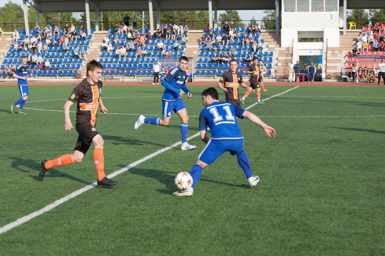 Футбольный клуб ССМ Сургут фото