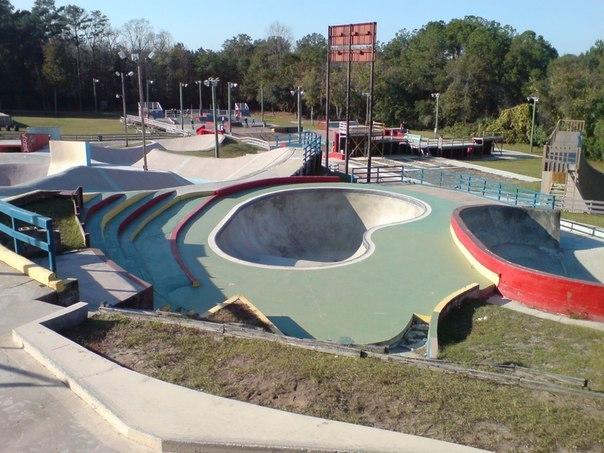 Скейт-парк в Сургуте ХМАО