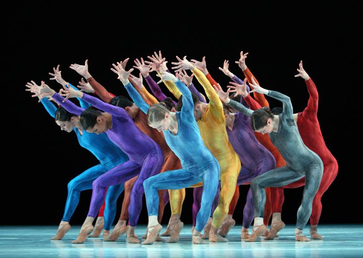 Танцевальный фестиваль в Ханты-Мансийске.