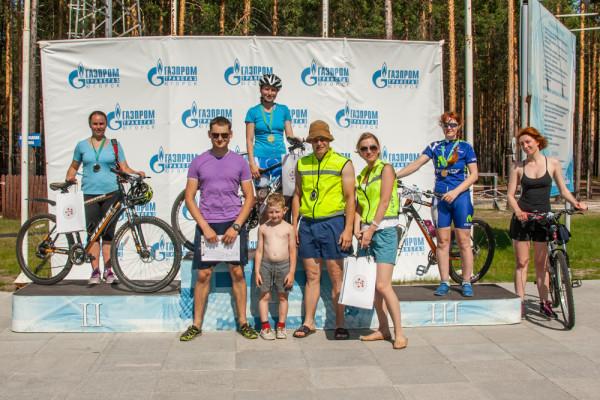 Победители второго этапа.