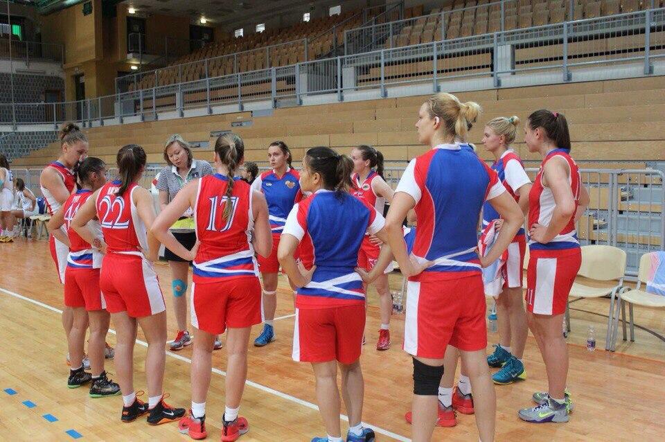 СурГУ университет Варшавы баскетбольный чемпионат