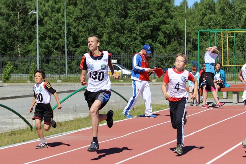 Олимпийский день в Югре