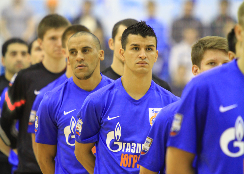 Газпром-Югра состав команды 2015-2016