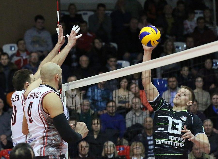 Олег Крикун волейболист