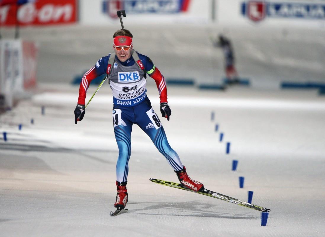 Алексей Волков Швеция