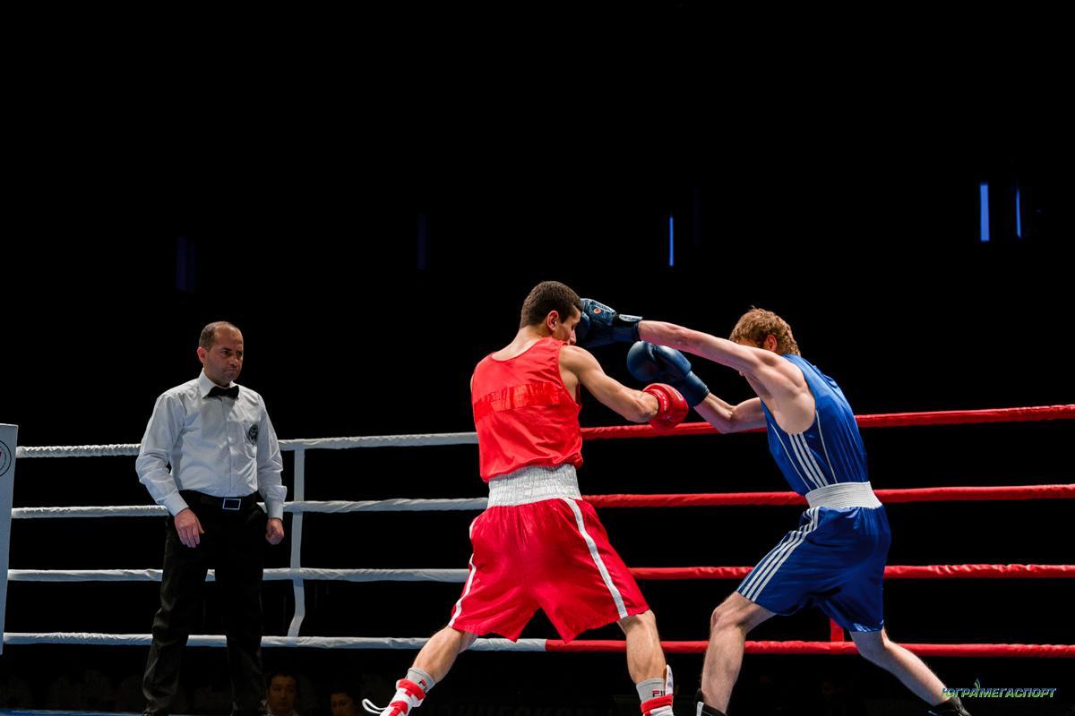 боксерский турнир в хмао-югре