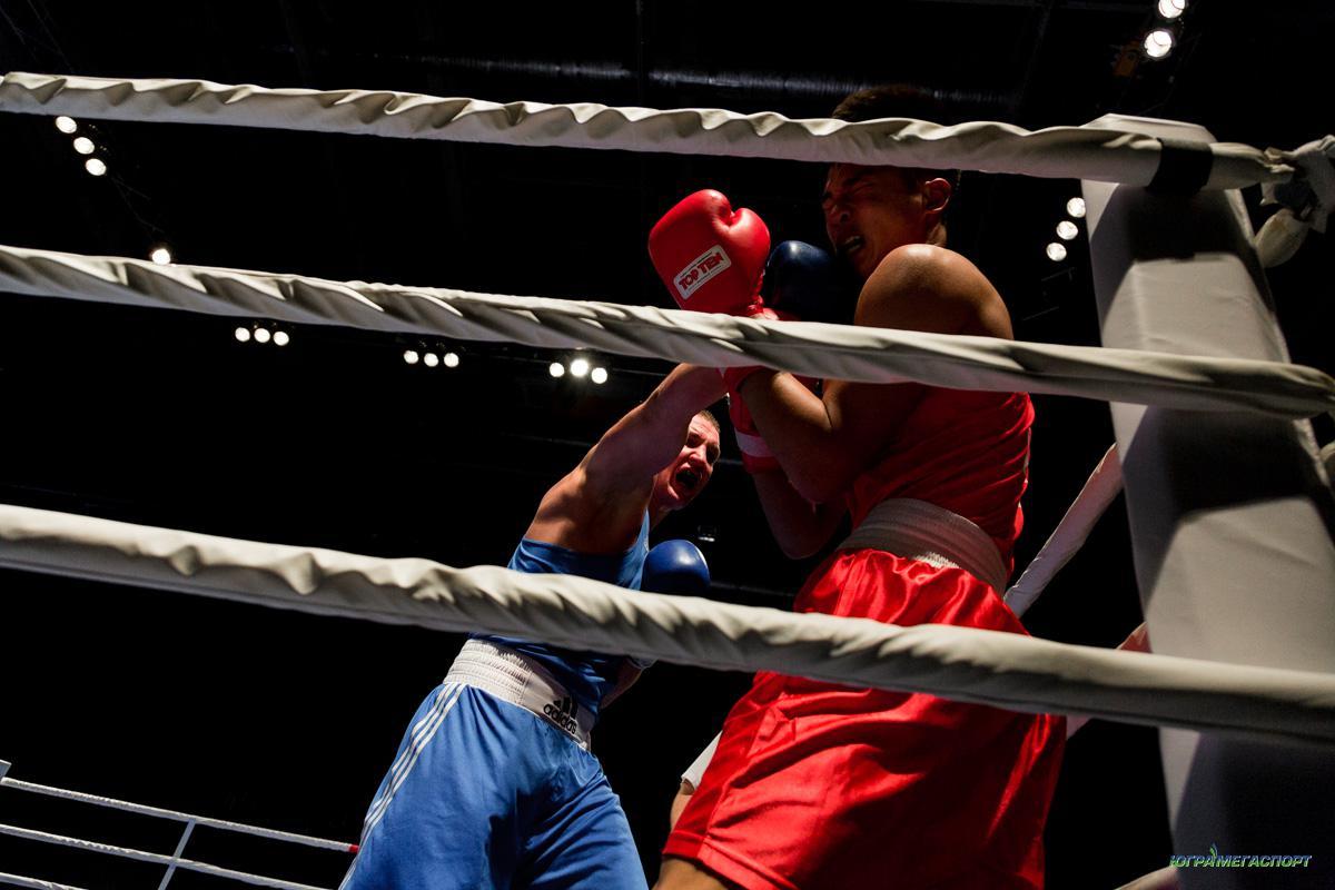 Бокс ханты-мансийск