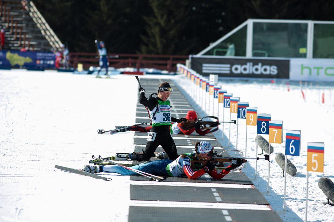 чемпионат России по биатлону в 2016 году