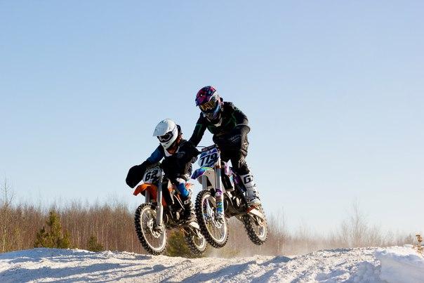 Мотокроссная гонка