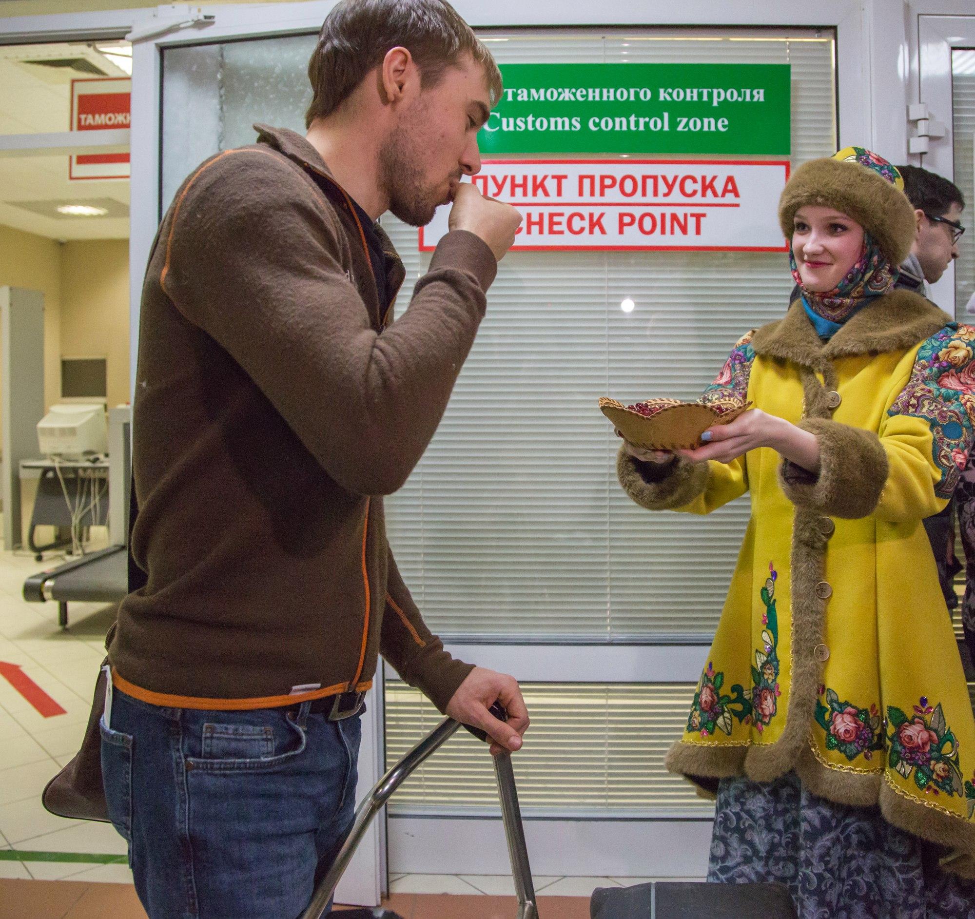 Антон Шипулин встреча в Ханты-Мансийске