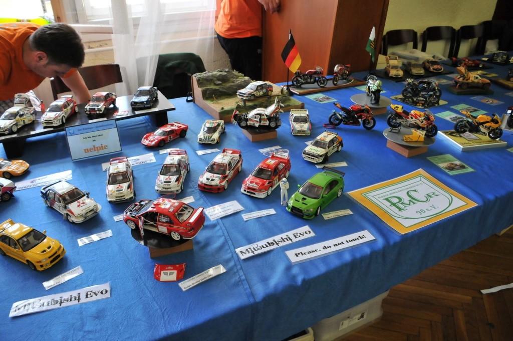 модели раллийных автомобилей