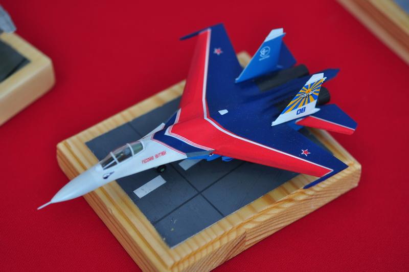 Модели самолета Миг Русские Витязи