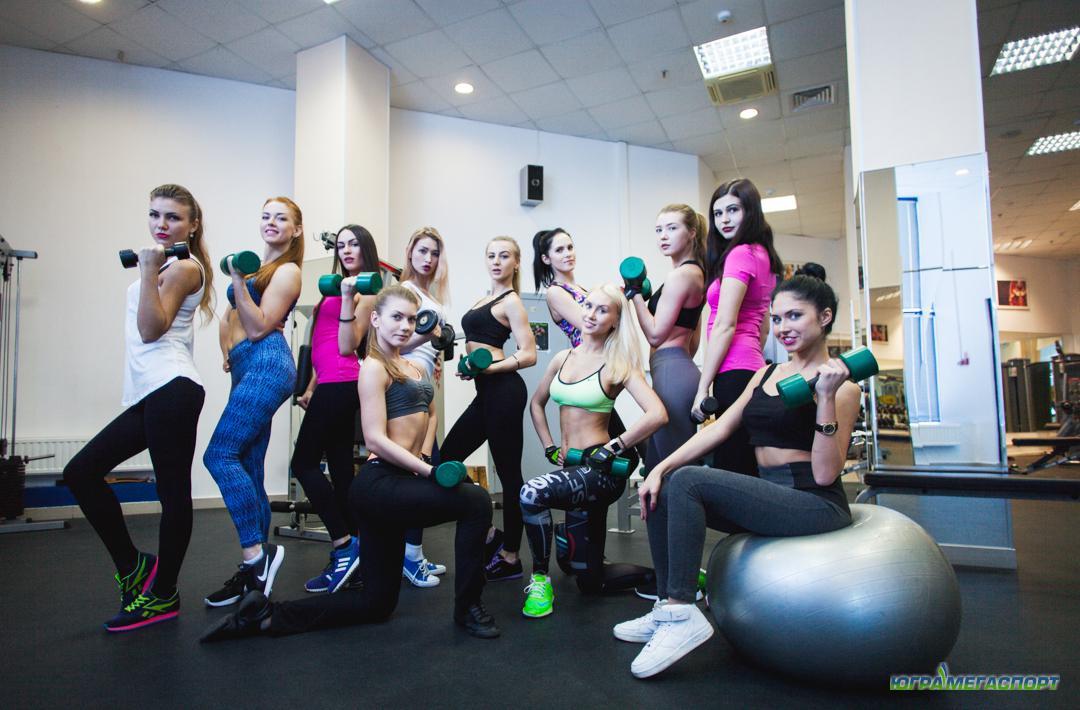 Красивые девушки Ханты-Мансийска
