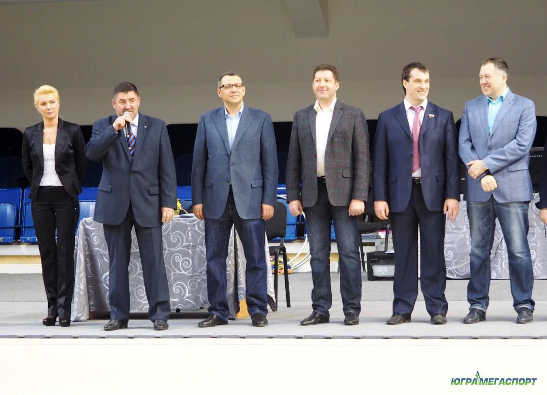 спортивные чиновники ХМАО-Югры