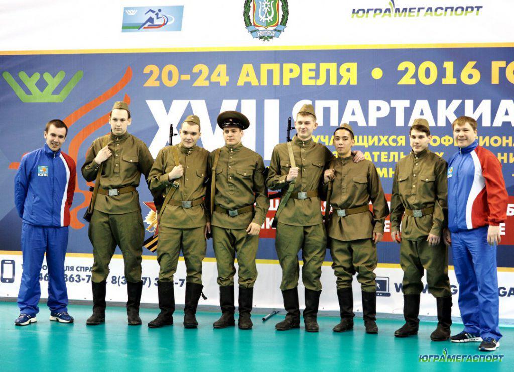 военно-патриотические костюмы времен войны