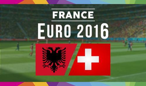 Матч Албания - Швейцария 11 июня