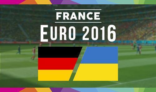 Германия – Украина