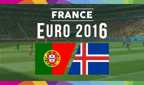 Португалия – Исландия 14 июня