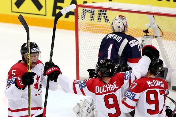 Сборная Канады - Финляндия финал 22 мая