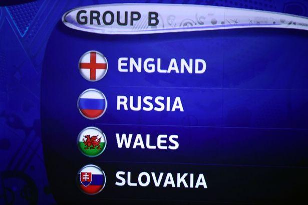 Россия группа на Евро